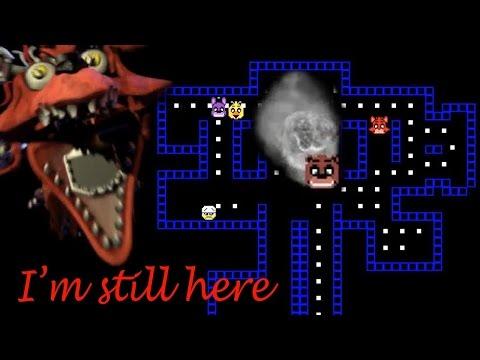 FNAF PAC-MAN | Five Nights At Freddy's Theme!