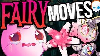 EVERY Fairy Type Pokemon MOVE Explained! | Gnoggin