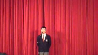觀塘功樂官立中學2011-2012年畢業暨頒獎典禮-表演(中