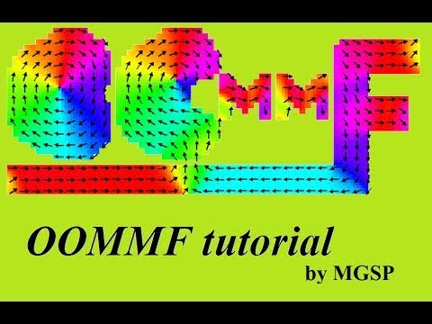 OOMMF 2.0 - Domain wall motion| phase change of 180 degrees