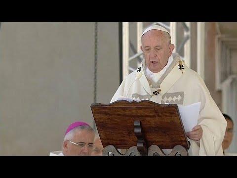 البابا فرنسيس يدعو إلى الدبلوماسية في حل مشاكل الشرق الأوسط…  - نشر قبل 3 ساعة