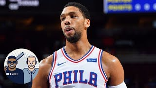 Jahlil Okafor requests buyout or trade from 76ers  Jalen amp Jacoby  ESPN