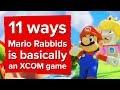 11 ways Mario Rabbids is basically an XCOM game