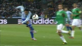 2010年W杯南アフリカ大会 ハイライト