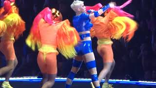 Katy Perry - Part of Me - United Center Chicago - The Witness Tour 10-24-17