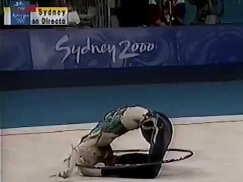 Emilie Livingston Aro Sydney 2000
