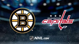Boston Bruins vs Washington Capitals – Oct.03, 2018 | Game Highlights | NHL 18/19 | Обзор матча