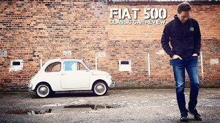 Fiat 500 Classic Car Review - Paul Woodford