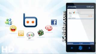 eBuddy Mobile Messenger para celular (by eBuddy - Preview) java / J2me