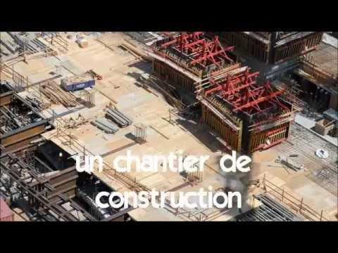 Timelapse France # un chantier de construction