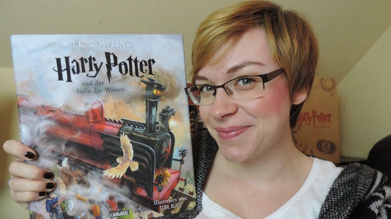 New In Harry Potter Und Der Stein Der Weisen Illustrierte