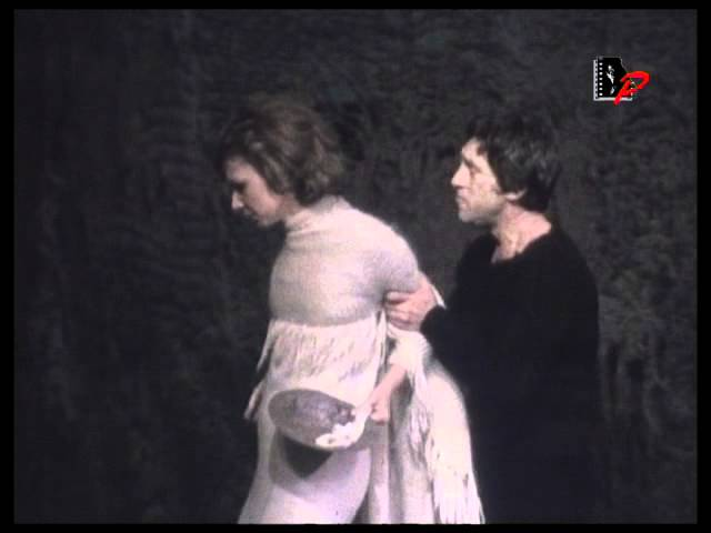 """Фрагмент спектакля """"Гамлет"""""""