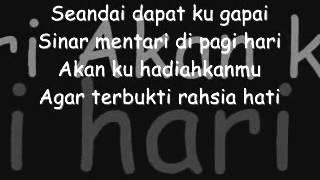 Puisi Sang Dewi   Black