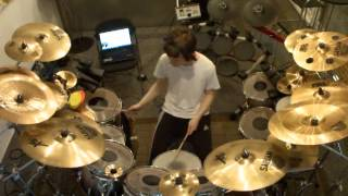 Procol Harum-A Whiter Shade Of Pale Drum Cover