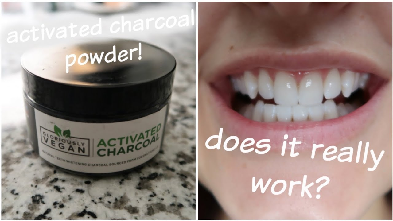 906c94126ff Activated Charcoal Teeth Whitening Powder  Does it Work ...