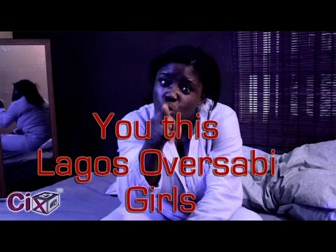 Naggy Diaries - Lagos Oversabi Office Receptionist