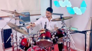 Vaaste - Dhvani Bhanushali & Tanishk Bagchi Drum Cover - #80 Mirror