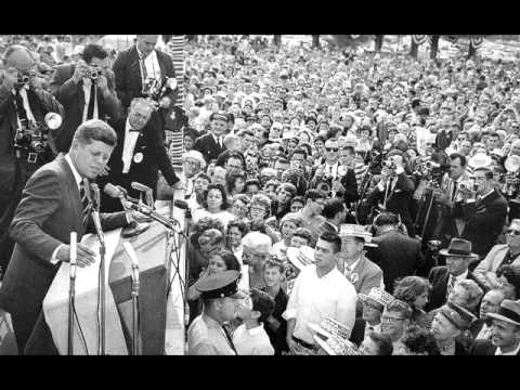 A FABULOUS JFK SPEECH IN McKEESPORT, PA. (OCTOBER 13, 1962)