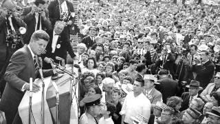 A FABULOUS JFK SPEECH IN McKEESPORT, PA. (OCTOBER 13, 1962)