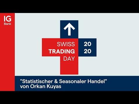 Präsentation von Orkan Kuyas | Swiss Trading Day 2020