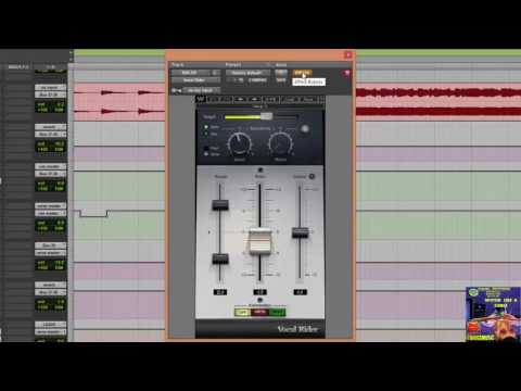 MIXING RAP VOCALS: MUSIC: THIS IS HOW YOU BANG OUT HITS!!!