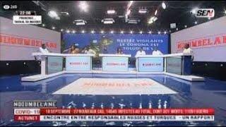 🛑[Talkshow] Suivez KHAFOR & ABDOU DIALLO invités de Ndoumbelane Sen Tv   Vendredi 19 Janvier 2021