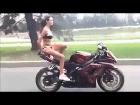 Women And Bikes Donne E Moto Youtube