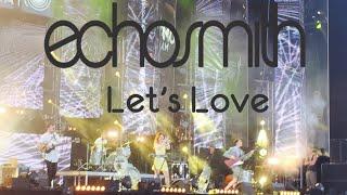 Let's Love | Echosmith Isle of MTV 2015