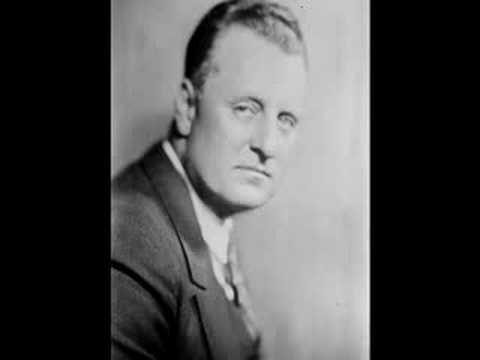 Frank Crumit - Hi Hi Ohio (1924 recording)