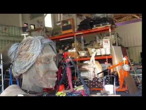 Bliss Dance on Treasure Island from Burning Man