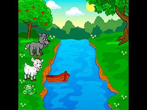 Волк, коза и капуста/ интересный мультфильм на развитие логического мышления