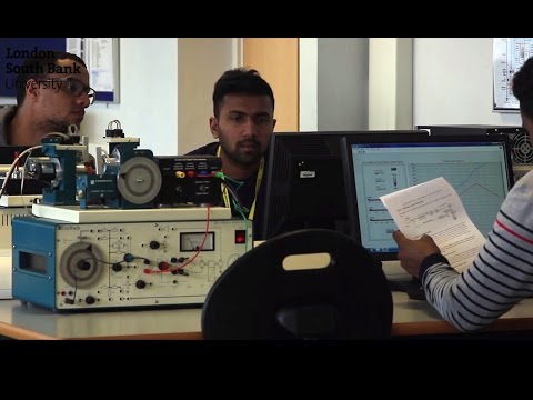 Electrical and Electronic Engineering at London South Bank University