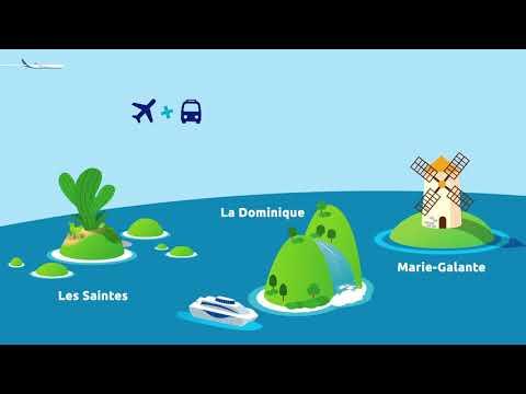 NavigAIR : la meilleure solution air-mer entre Paris et les îles voisines !