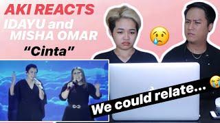 Aki Reacts Misha Omar And Idayu Cinta MP3