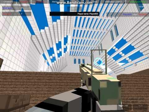 Pixel WarFare Στα Paco Games