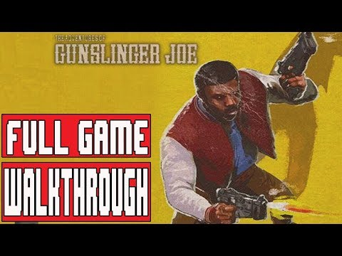 WOLFENSTEIN 2 The Adventures of Gunslinger Joe Gameplay Walkthrough Part 1 No Commentary