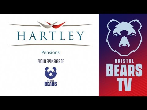 Hartley Pensions Agree Partnership With Bristol Bears