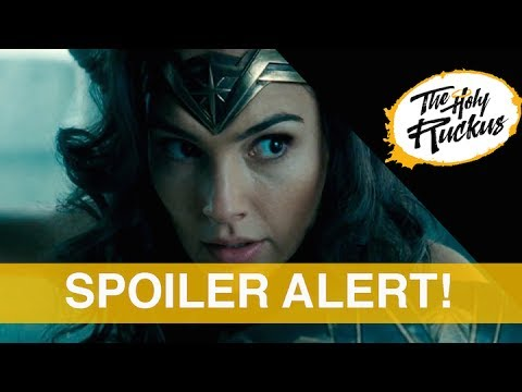 Wonder Woman Review (Spoiler Alert)