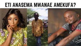 "EXCLUSIVE: Aliyezaa na 'MUNA' Afunguka ""Eti Mwanae Kafa, Namshtaki"""
