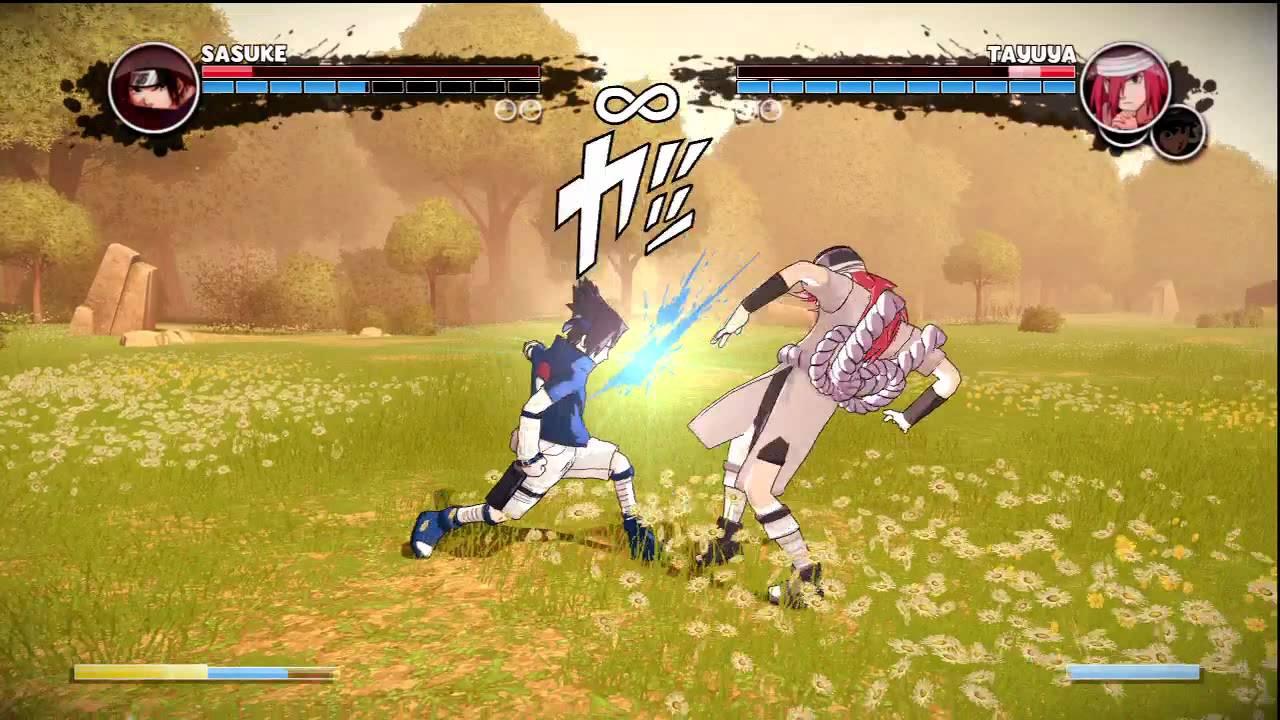 Naruto broken bond psp download rom