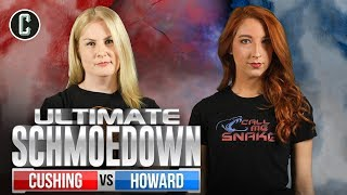 Rachel Cushing VS Stacy Howard - Movie Trivia Schmoedown Tournament Round 2