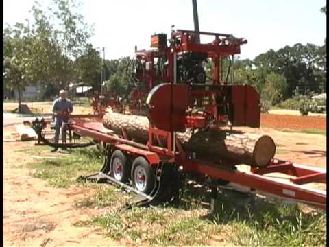 Cook's Saw AC-36 Portable Sawmill