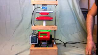 TestrBot Universal Test Machine In Action!