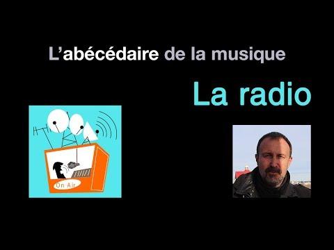 LA RADIO : Abcdr de la musique par Éric Grosjean