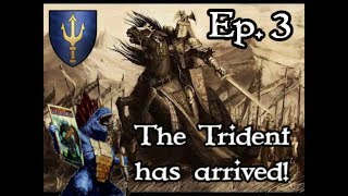 Constructing Ports Worthy of Manaan! Bordeleaux Mortal Empires Campaign Ep. 2