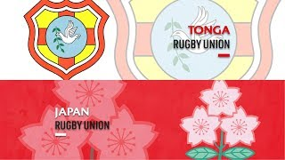 Tonga A v Junior Japan - Pacific Challenge 2019 - Full Match