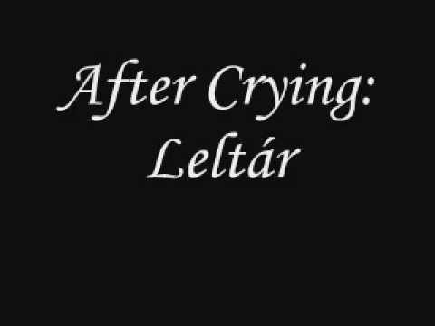 After Crying: Leltár