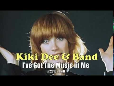 Kiki Dee - I've Got The Music in Me (Karaoke)