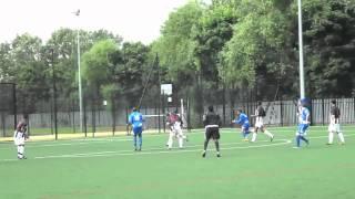 MONTAGE - Fisher FC 3v4 Aveley FC