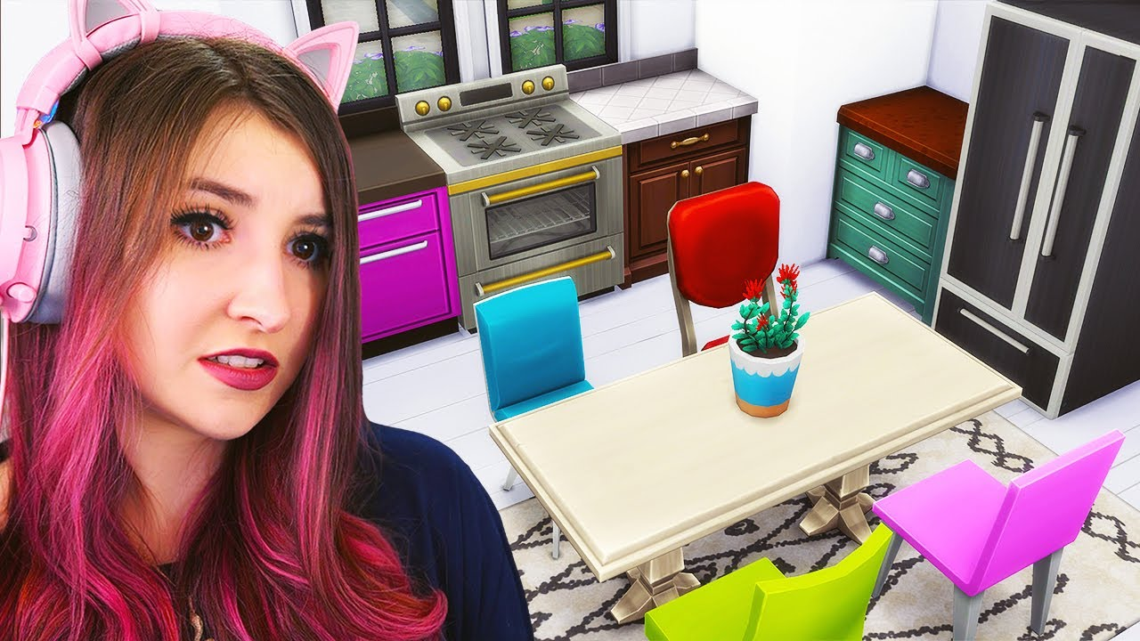 The Sims 4 But I Can Only Use Each Item ONCE thumbnail
